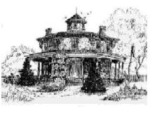 Friends of the Octagon House Inc.